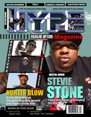 Issue #105 – Digital Cover