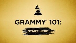 Grammy 101 Start Here Logo