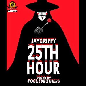 Jay Griffy 25th Hour ARTWORK