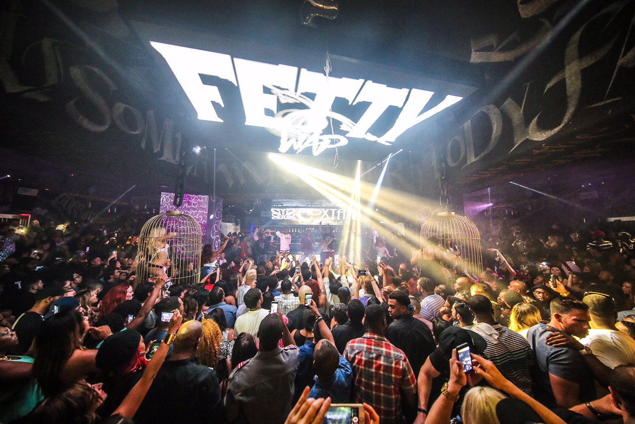 Fetty Wap performs to a sold-out crowd inside Foxtail Nightclub, Aug. 2_Tony Tran