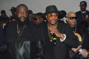 Rick Ross and Sincere Show