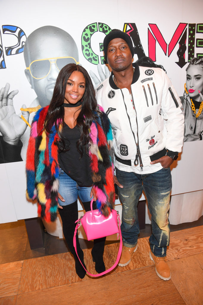 """ATLANTA, GA - JANUARY 07: Rasheeda, and Kirk Frost attend Lifetime Presents, """"Rap Game"""" Season 3 Premiere Event at Wish Boutique on January 7, 2017 in Atlanta, Georgia. (Photo by Paras Griffin/Getty Images for Lifetime)"""