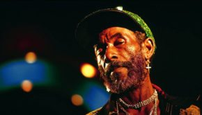 "Lee ""Scratch"" Perry in the mid-1990s. (Getty Images)"