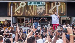 DJ Khaled at Marquee Photo Credit Andrew Dang