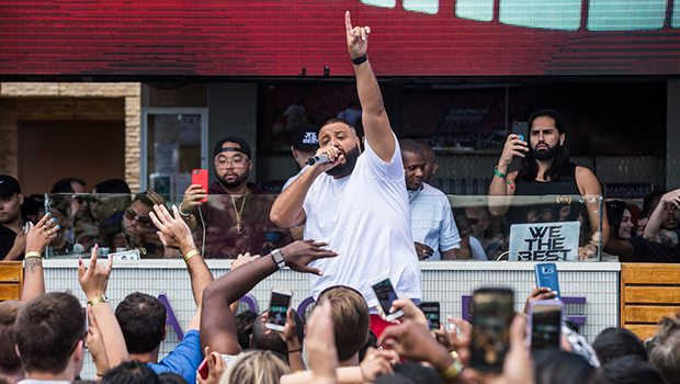 Khaled at Marquee Dayclub (Photo Credit Andrew Dang)