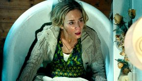 Emily Blunt in A QUIET PLACE, from Paramount Pictures. (Photo Credit: Paramount Pictures© 2017)