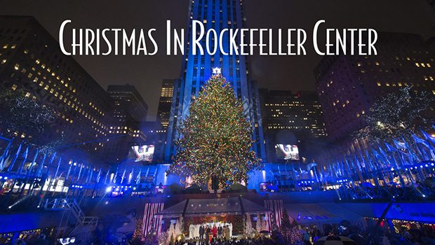 Happenings CHRISTMAS IN ROCKEFELLER CENTER -- Pictured  Christmas in Rockefeller Center  Key Art  sc 1 st  The Hype Magazine & NBC Celebrates The Holiday Season With Annual u0027Christmas In ...