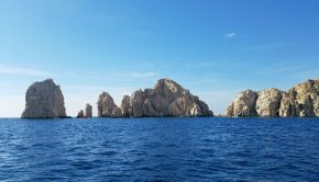 A view from a Cabo Adventures boat ride / Photo: Melissa Paltrowitz