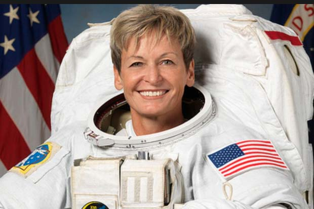 Astronaut Peggy Whitson (Photo: Space.com)