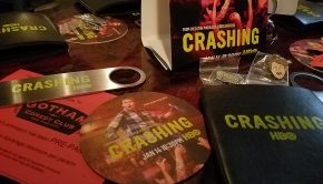 """Crashing"" Swag / Photo: Melissa Paltrowitz"