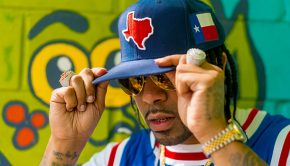 Lil' Flip rockin Texas (Photo: Label Submitted)