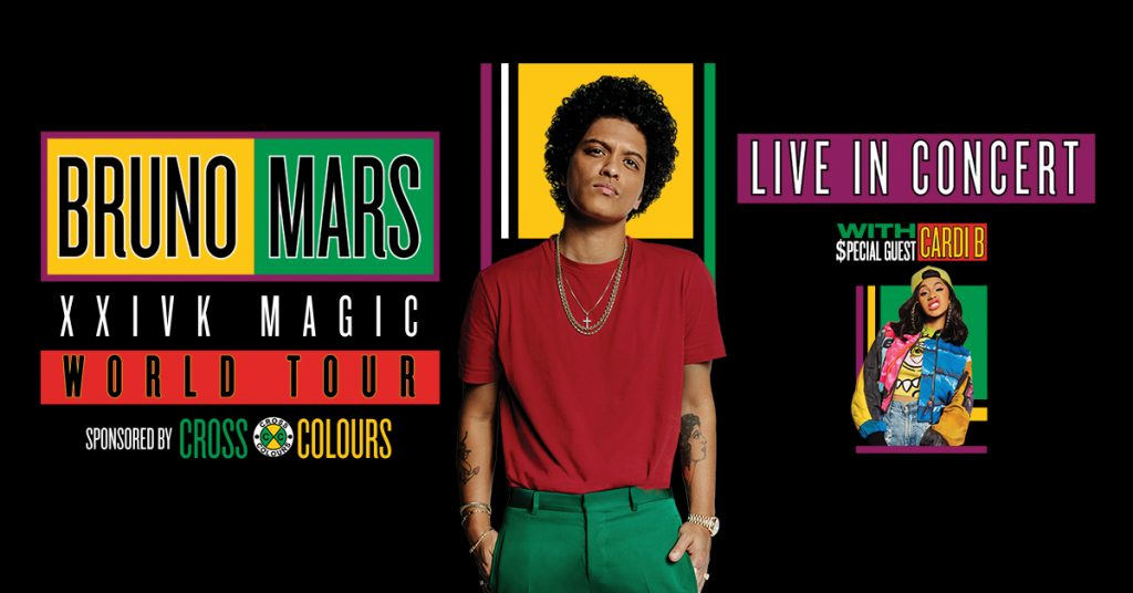 Bruno Mars Tour Denver