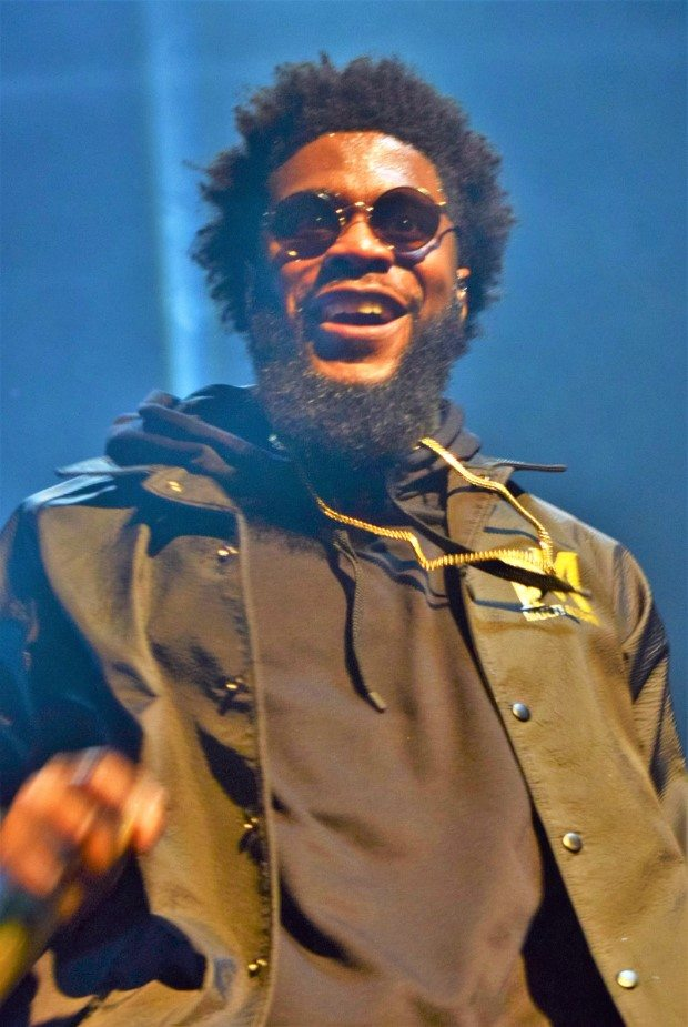 BIG KRIT (Photo Credit: (c)2018 Nelson Jones/TOPOP Entertainment Inc.)