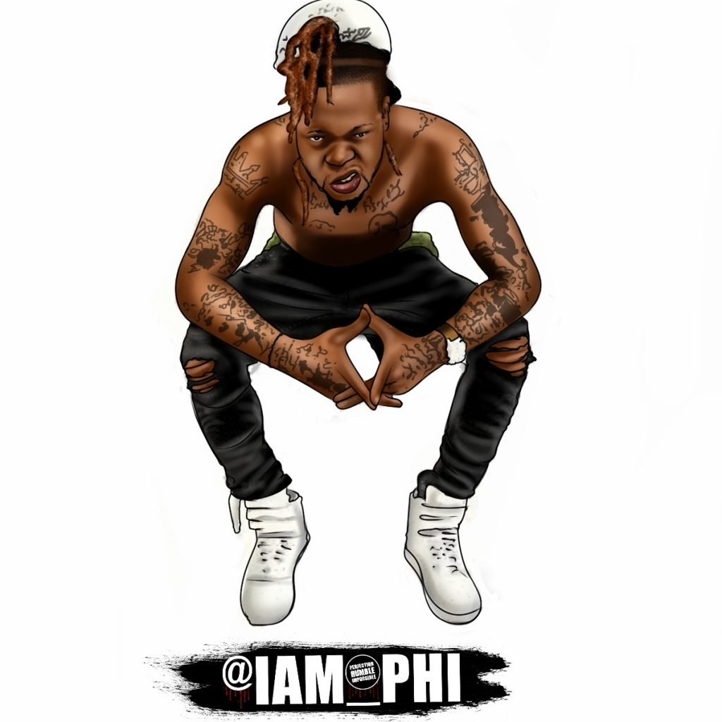 """Meet """"IAM_PHI"""" Nashville's Up and Coming Artist – The Hype"""