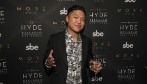 Timothy DeLaGhetto at Hyde Bellagio, 7.21.18 (Photo Credit: Hyde Bellagio)