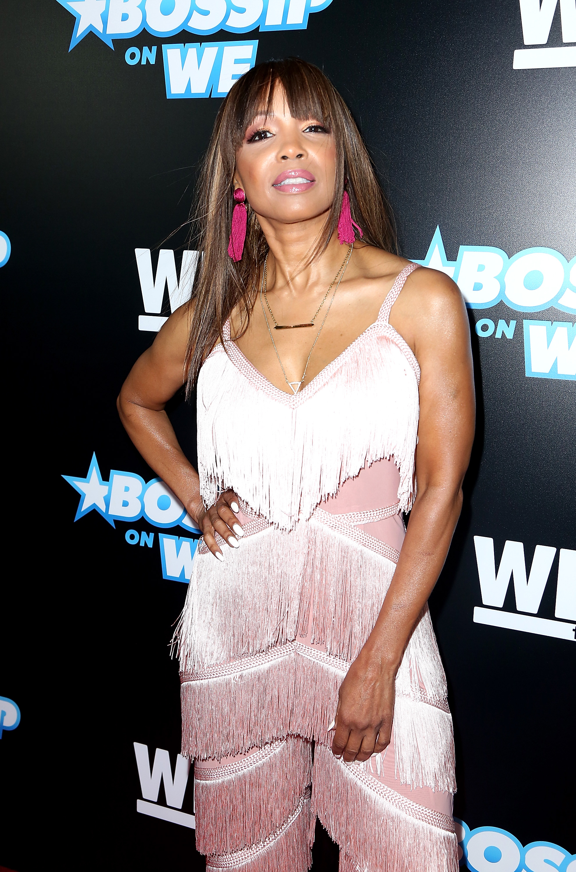 LOS ANGELES, CA - JULY 31: Elise Neal attends Bossip Best Dressed List Event on July 31, 2018 in Los Angeles, California. (Photo by Maury Phillips/Getty Images for WE tv )