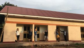 New Suubi Staff Quarters (housing 12 nurses and doctors)