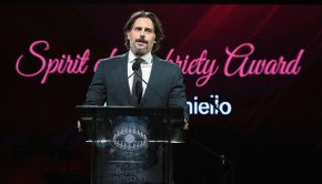 BEVERLY HILLS, CA - SEPTEMBER 07: Joe Manganiello accepts the Spirit of Sobriety Award at The Brent Shapiro Foundation Summer Spectacular at The Beverly Hilton Hotel on September 7, 2018 in Beverly Hills, California. (Photo by Rachel Murray/Getty Images for The Brent Shapiro Foundation)