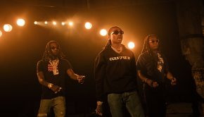 MAJOR LEAGUE BASEBALL TEAMS UP WITH HIP-HOP SUPERSTARS MIGOS