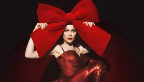"Jessie J ""This Christmas Day"" (art)"
