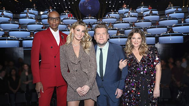 "THE NEW GLOBAL COMPETITION SERIES ""THE WORLD'S BEST"" FEATURES THE ALL-STAR LINE-UP OF DREW BARRYMORE, RUPAUL CHARLES, JAMES CORDEN AND FAITH HILL"
