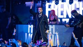 French Montana (Photo Credit: Joe Fury/Global Media Group)