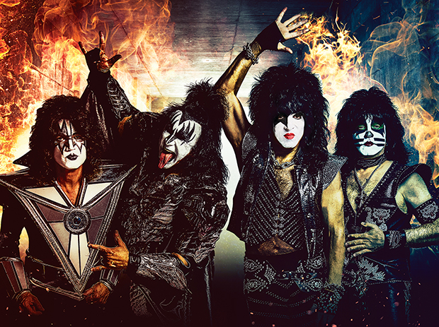 KISS - photo credit Jen Rosenstein