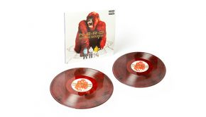 Los Angeles ñ October 19, 2018 ñ Today, Urban Legends releases N.E.R.Dís critically acclaimed third album, 'Seeing Sounds,' on black 2LP vinyl and limited edition red marble 2LP vinyl. The new vinyl editions feature two bonus tracksóìLazer Gunî and ìEveryone Nose (All The Girls Standing In Line For The Bathroom)î Remix featuring Kanye West, Lupe Fiasco, and Pusha Tóon vinyl for the first time. (PRNewsfoto/Urban Legends/UMe)