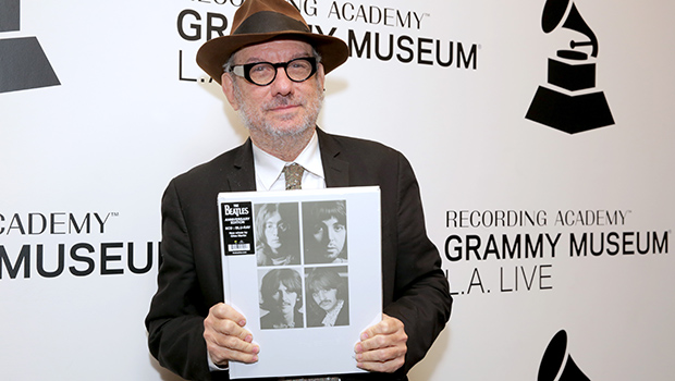 LOS ANGELES, CALIFORNIA - NOVEMBER 14: Marvin Etzioni attends The Record Theater: The White Album in Mono at the GRAMMY Museum on November 14, 2018 in Los Angeles, California. (Photo by Rebecca Sapp/WireImage for The Recording Academy )