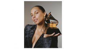 Alicia Keys to Host the 61st Annual GRAMMY Awards® (Photo: Business Wire)
