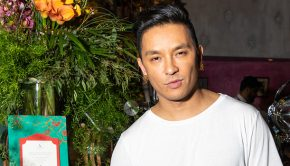 Prabal Gurung at Grey Goose toasts Prabal Gurung's Fall/Winter '19 collection at Baar Baar on February 10th (Photo: BFA/Benjamin Lozovsky)