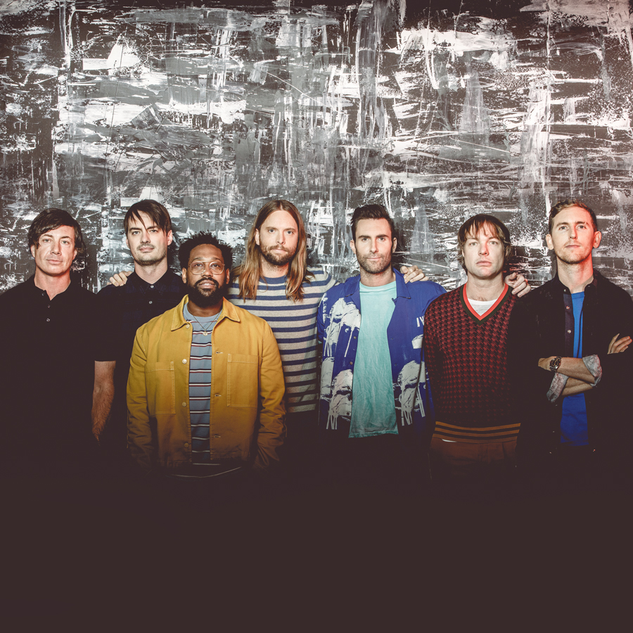 Maroon 5 (Photo by Wes and Alex)