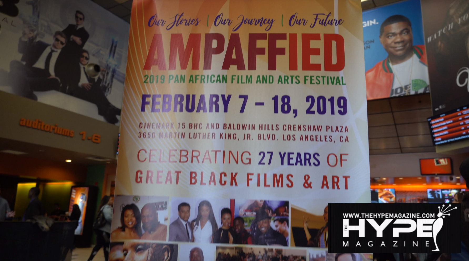 63975913c84 The 2019 Pan African Film   Arts Festival held at Cinemark BHC Theaters in  Los Angeles Photo Credit  DJ LUOS