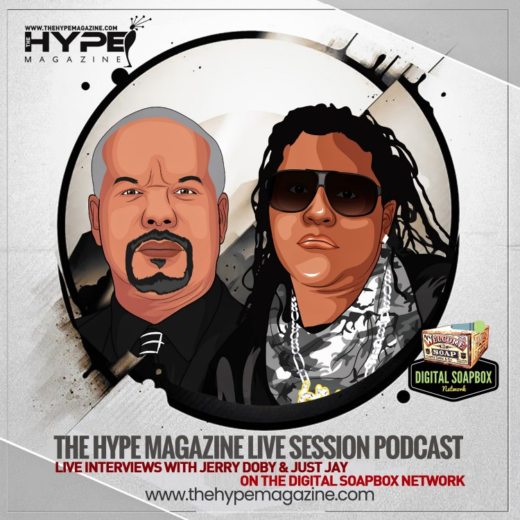 "The Hype Magazine ""Live Session"" Podcast distributed by Digital Soapbox Network"