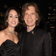 Melanie Hamrick and Mick Jagger Celebrate their new ballet at The Fleur Room (PHOTO CREDIT: Rob Rich / The Fleur Room)
