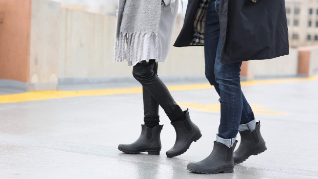 Beat April Showers with These Sustainable Rain Boots ROMA Boots