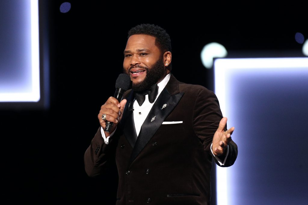 Anthony Anderson (Photo: TV One)