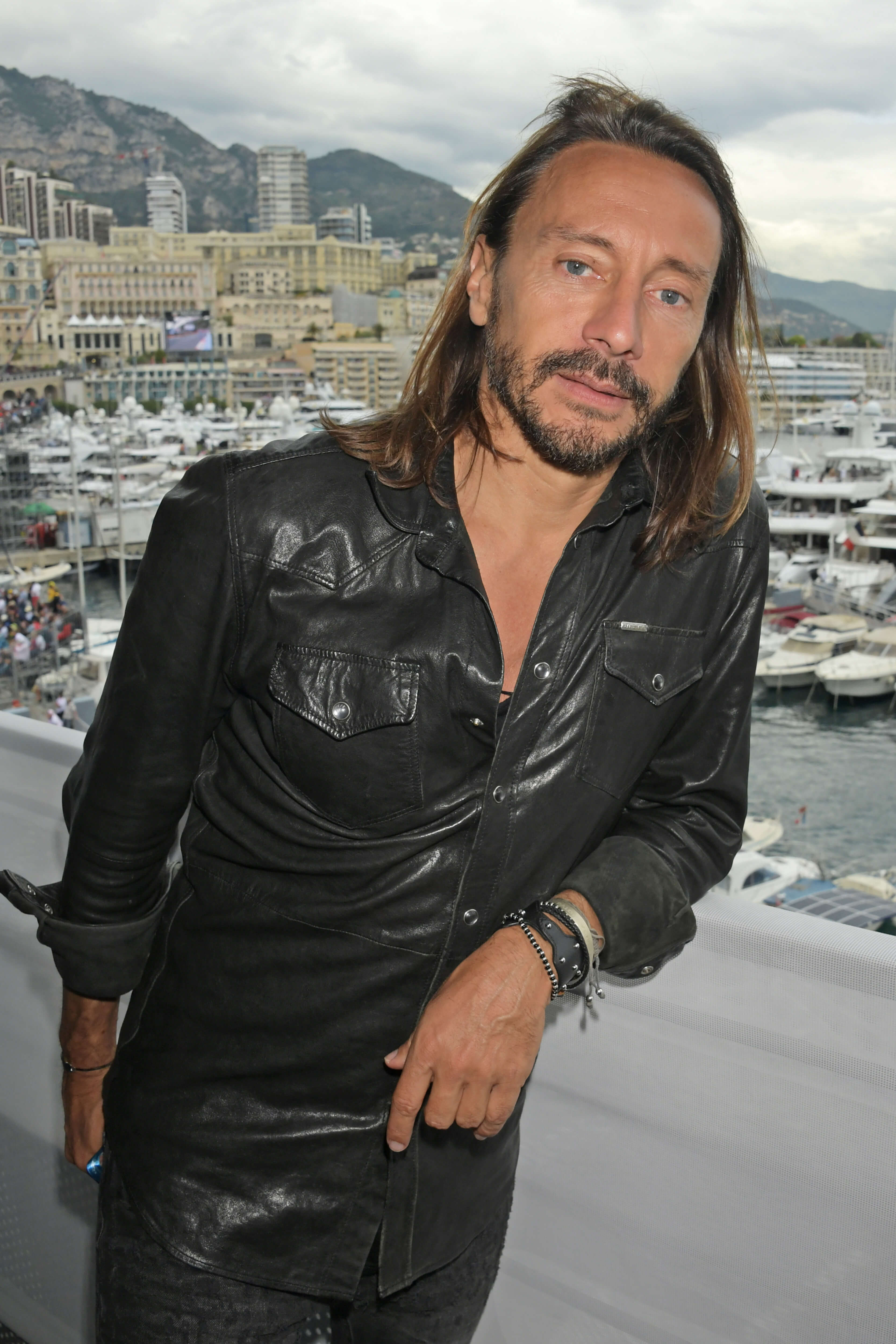 MONACO - MAY 26: DJ Bob Sinclar celebrates 50 Years of the Monaco Watch at the Formula 1 Grand Prix De Monaco, the legendary event that gave the watch its name in 1969, on May 26, 2019 in Monaco. (Photo by David M. Benett/Dave Benett/Getty Images for TAG Heuer)