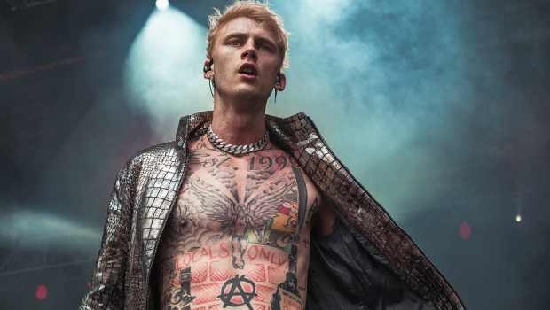 Machine Gun Kelly Press Image (Photo Credit Jordan Wozy)