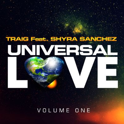 Universal Love Vol 1 - cover art