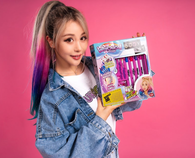 Pop Star Wengie Reveals First Ever Toy Line Whimsical By Wengie The Hype Magazine