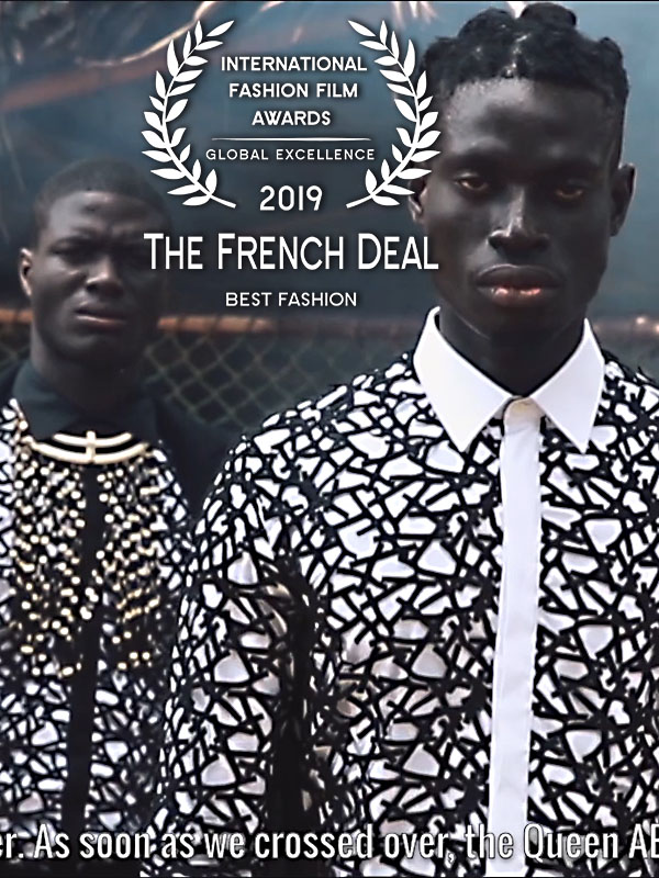 "French Deal Wins ""Best Fashion"" at 2019 La Jolla"