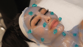 FROZEN 2-Inspired Facial Hits Hollywood