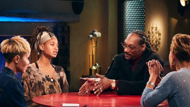 Red Table Talk: Snoop (Credit Eric Michael Roy)