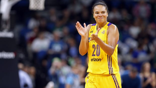 Los Angeles Sparks Sign WNBA Champion Kristi Toliver – The Hype Magazine
