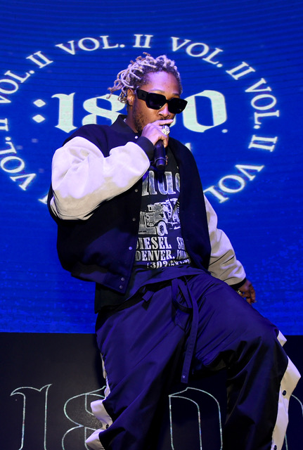 Future Performs at 1800 Tequila and Future Bring Seven Rising Hip-Hop Artists to Atlanta to Release New 1800 Seconds Vol.2 Album at Domaine Nightclub