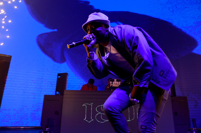 Herion Young Performs at 1800 Tequila and Future Bring Seven Rising Hip-Hop Artists to Atlanta to Release New 1800 Seconds Vol.2 Album at Domaine Nightclub