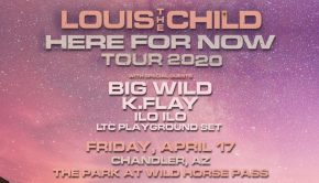 LOUIS THE CHILD NORTH AMERICAN TOUR