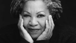 Toni Morrison in TONI MORRISON: THE PIECES I AM, a Magnolia Pictures release. ©Timothy Greenfield-Sanders / Courtesy of Magnolia Pictures