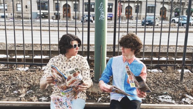 """Cap'n Marble Debut the Psychedelic """"First Book"""" – The Hype Magazine"""